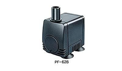 takestop Pompe pf-628 Aquarium submersible eau Submersible Fontaine étang étang Fontaine cascade Multi Fonction 7 W 450L/H