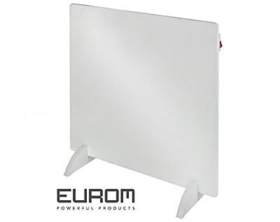 Energiespar Heizung Flach Radiator Eurom Wandheizung Heizkörper Heizpaneel 400W von Eurom - Heizstrahler Onlineshop