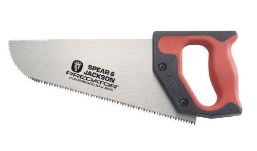 Spear & Jackson B98FLOOR 11-inch Predator Floorboard Saw Test