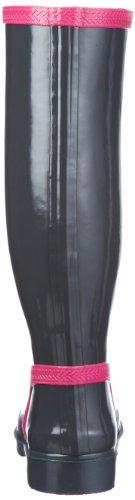 Havaianas  Women Rain Boots Grey/Pink, bottines cheville femme Gris - Grau (Grey Pink 0324)