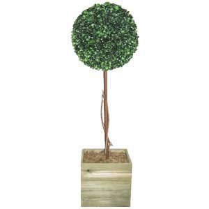 Artificial Tree 3ft Topiary Ball tree Topiary