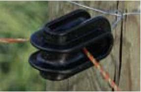 Fi-Shock 40-212R Lot de 10 isolateurs de tension