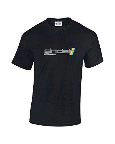 Rinsed ZX Spectrum T-Shirt, 4 Colours - S to XXL