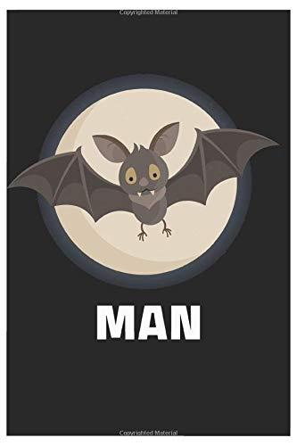 Batman Classic Logo Notebook For Kids: BATMAN Writing Journal for boys and girls, Blank Lined Notebook