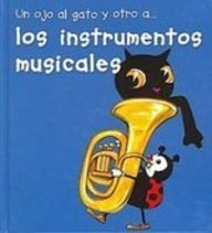 Un ojo al gato y otro a.los instrumentos musicales/One Eye on the Cat and the Other on the Musical Instruments por Virginia Ferrari