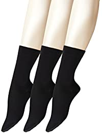 Falke Cotton Touch Bundle, Chaussettes Femme, (lot de 3)