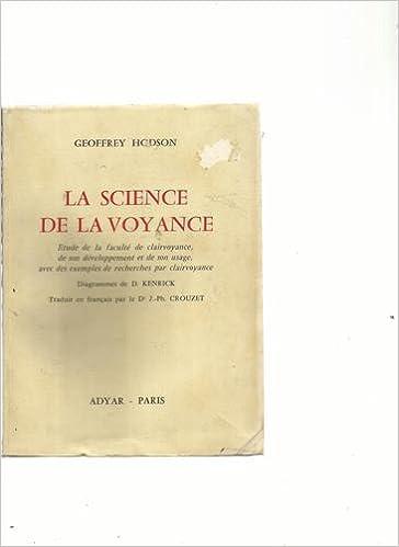 Des livres gratuits sur kobo à télécharger La science de la voyance  B0000DSH1F PDF MOBI 7cc5b30ed29f