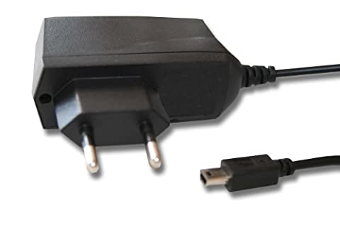 Chargeur avec adaptateur secteur pour GARMIN Approach G3 / Approach G5 / Approach G6 etc.