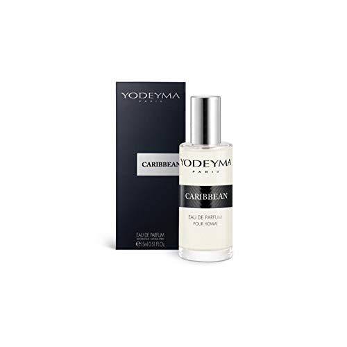 Yodeyma Paris Parfum Pour homme, Caraïbes, 15 ml