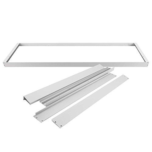 Preisvergleich Produktbild LUMIRA Decken-Montage Kit, Aufputz-Rahmen, Aufbaurahmen, Wandmontage Set, Decken-Anbau, AV-LPZ09 Montage-Kit für LED Panel AV-LP16
