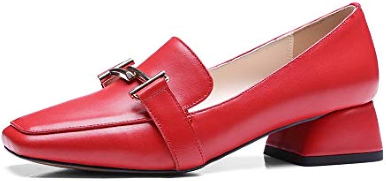 Aimint ERR00114,  s Compensées Femme - 36B07HJXG8LTParent Rouge - Red, 36B07HJXG8LTParent - 43b570