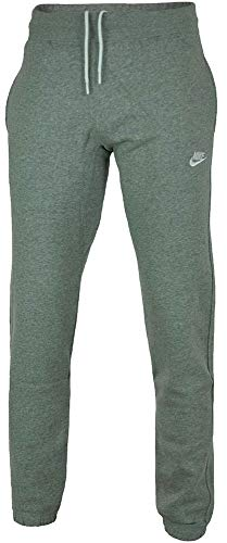 Nike Herren Fleece-jogginghose Laufen Trainingsanzug Hosen Fitness Jogginghose - Herren, grau, L