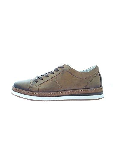 Igi & Co 1127511 Zapatillas De Deporte De Cuero Para Hombres