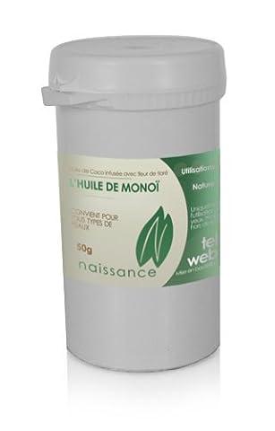 Huile de Monoï Solide -