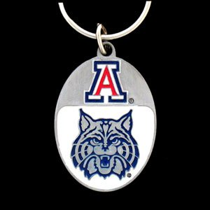 Arizona Wildcats College Key Chain 2