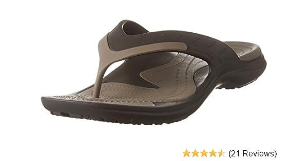 950dfbc82 Crocs Unisex Adults  Modi Sport Flip Flops  Amazon.co.uk  Shoes   Bags