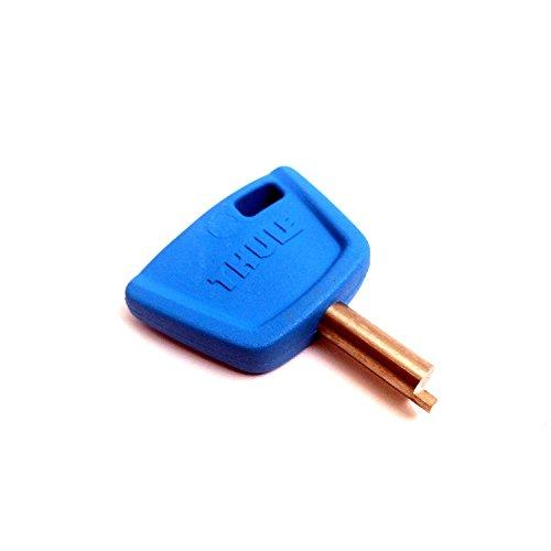 Preisvergleich Produktbild Thule 1500052856 Release Key Thule für TourRack 100090 Thule Pack 'n Pedal (1 Stück)