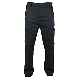 Aerotec Workwear Mens Cargo Combat Trousers Camo Work Wear Army Military Premium Quality