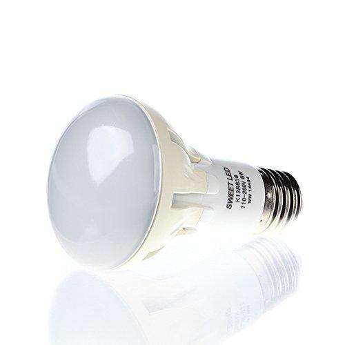 sweet-led LED Reflektorlampe E27, R63, 120° Abstrahlwinkel, 8W, Warmweiss