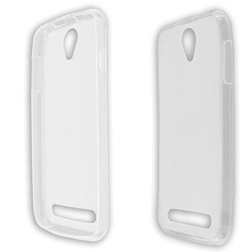 caseroxx TPU-Hülle für Acer Liquid Z6, Tasche (TPU-Hülle in transparent)