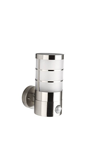 Preisvergleich Produktbild CALGARY Wandlampe Wandleucht Außenwandbeleuchtung 1x14W 230V 400253