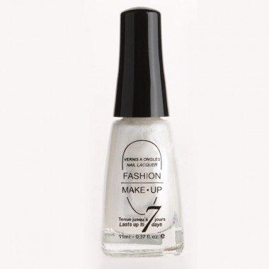 Fashion Make-Up FMU1400102 Vernis à Ongles Classic N°102 French White 11 ml
