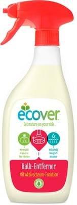 Ecover Kalk-Entferner Feiner Schaum, starke Wirkung - Bei hartnäckigen Kalkablagerungen Feine Schaumbildung Mit pflanzlichen Inhaltsstoffen Vollständig biologisch abbaubar - 500 ml -