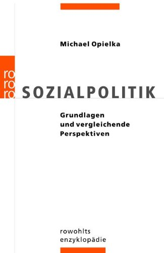 Sozialpolitik: Grundlagen und vergleichende Perspektiven