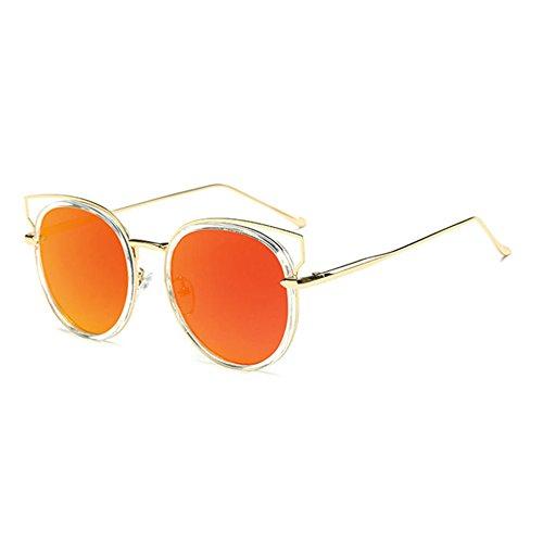 Aoligei Fashion Sonnenbrille Classic Broadway Popstar mit Sonnenbrille