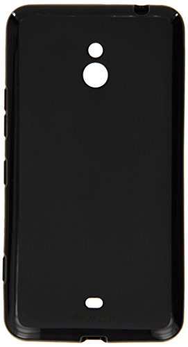Amzer 96342 Pudding TPU Case for Nokia Lumia 1320 (Black)  available at amazon for Rs.2919