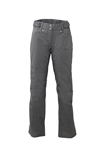 Phenix Damen Virgin Snow Pants Skihose, Heathered Grey, 40