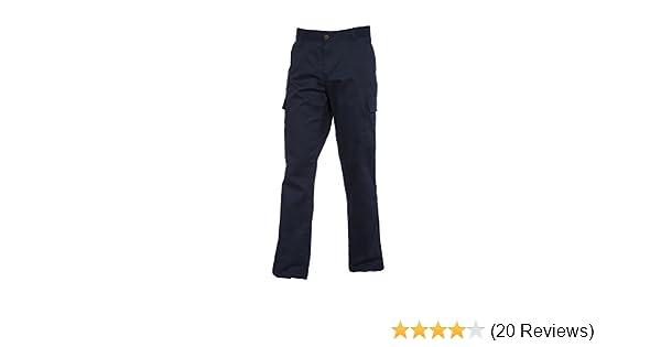 MAKZ Uneek Clothing Womens Cargo Combat Work Trousers Work Wear