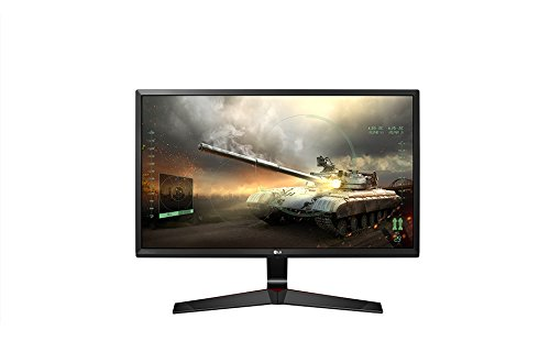 LG 24MP59G 24 inch 1ms 75Hz IPS Gaming Monitor (1920 x 1080, VGA, HDMI, DisplayPort, 250 cd/m2, AMD Freesync)