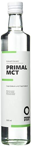 PRIMAL MCT Öl in Glasflasche | P...