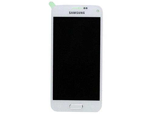 Display für Samsung Galaxy S5 Mini SM-G800F (GH97-16147B) Touchscreen, LCD in weiss (Für Weiße Samsung S5 Lcd Galaxy)