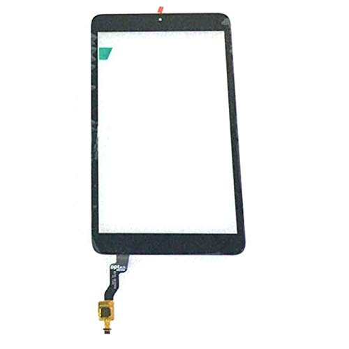 "EUTOPING ® Schwarz Farbe 8 Zoll Touchscreen - digitizer Alternative Version B für 8"" Alcatel One Touch Pixi 3 8 3G 9005X"