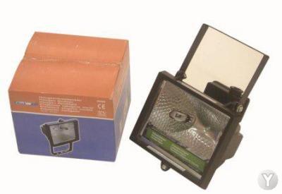 Halogenstrahler 500 W Watt Strahler Fluter Baustrahler plus Lampe