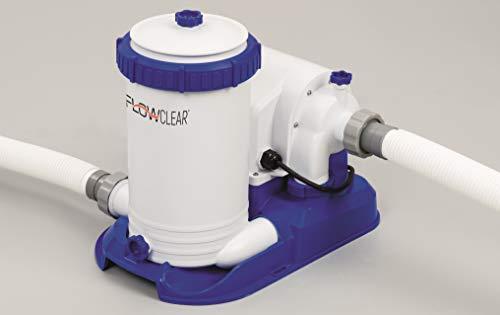 Bestway Flowclear Filterpumpe 9,463 l/h