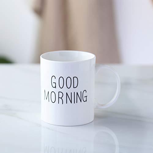 YUWANW Buchstabe-Frühstücksteller-Teller-Kaffeetasse des Teller-Kaffeetopfes der flachen Platte des flachen flachen internationalen flachen, Verkauf, goodM Becher
