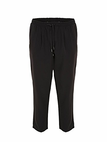 IMPERIAL - Homme pantalon chino pd85tdy Noir