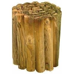 Papillon 8044835 - Bordo madera con rollo de diámetro 5 x 30 x 250 cm