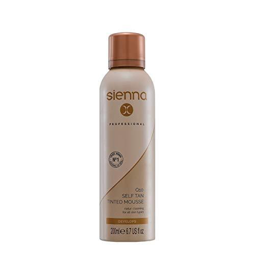 Preisvergleich Produktbild Sienna-X Q10 Self Tan Tinted Mousse 200ml