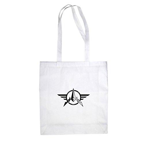 Stofftasche / Beutel, Farbe: weiß (Star Fox Kostüme)