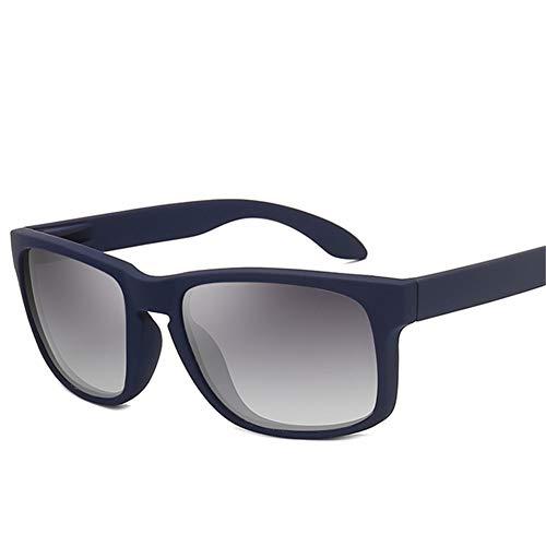 CjYTYJ Herren polarisierte Sonnenbrille Fahren Sonnenbrille Vintage männliche Sonnenbrille Goggle Mirror Shades