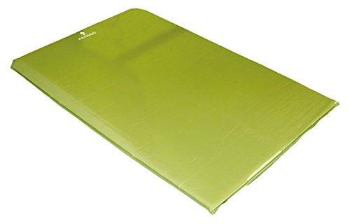 Ferrino Couple Dream Isomatte, selbstaufblasend, grün, 190x 130x 3,8 cm