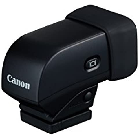 Canon EVF-DC1 - Visor para cámara PowerShot G1 X Mark II, negro