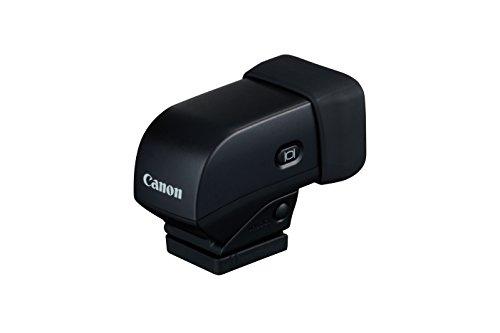 Canon Evf Dc1 Mirino Elettronico per Powershot G1X Mk 2 Nero/Antracite