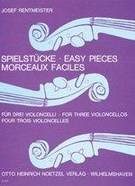 EI CELLI - arrangiert für drei Stimmen - Violoncello [Noten / Sheetmusic] ()