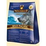 WOLFSBLUT Trockenfutter WILD PACIFIC 6 Sorten Fisch + Kartoffel Adult für Hunde 15,0 kg - 3
