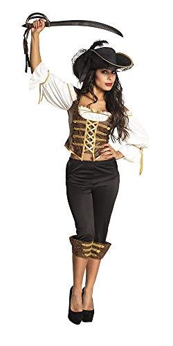 Boland kostüm Dress up Pirate Tempest Damen Größe 40-42